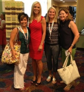 Boston Parent Bloggers at #BlogHer12