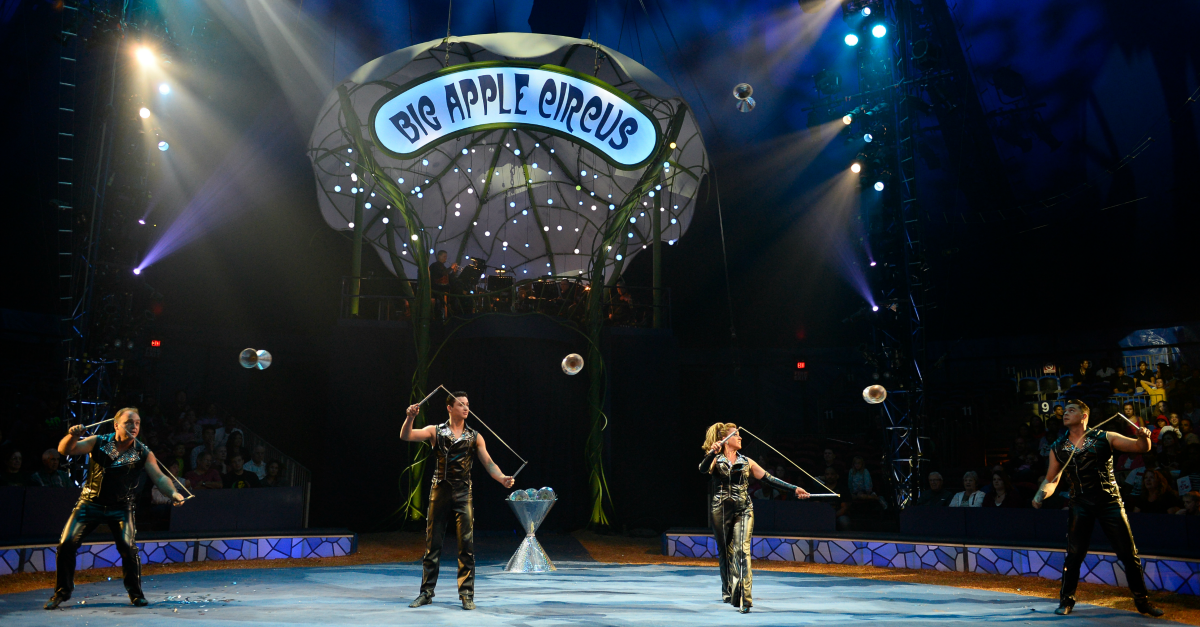 Big Apple Circus In Boston Ticket Discounts